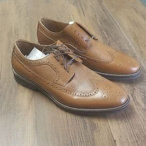 Johnston & Murphy Men's Farris Long Wingtip Oxford